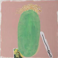 Denys Watkins-'meat science'-Bath Street Gallery Nz Art, Street Gallery, 21st Century, Science, Bath, Abstract, Painting, Summary, Bathing