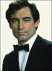 Timothy Dalton (both of his James Bond appearances - he was an intelligent Bond, as opposed so the other Bonds who have been pretty much idiots. Also as Prince Barin in Flash Gordon.  Yes, the movie stank, but he was great fun.)