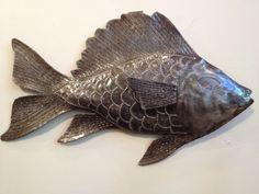 metal fish - Google Search