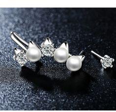 """three pearls""""__Almost Women/Girls Love Jewelry__ jewelry making ,jewelry diy ,unique jewelry ,jewelry rings ,jewelry organizer ,boho jewelry ,vintage jewelry ,cute jewelry ,simple jewelry ,teen jewelry ,jewelry photography ,jewelry storage ,jewelry display ,statement jewelry ,leather jewelry"""""""