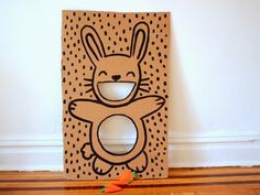 DIY Easter Bunny Game