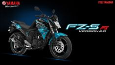 All new facelifted Fzs named Fzs New Yamaha Fz, Speed Test, New Engine, Street Fighter, Bike, India, Vehicles, Grease, F1