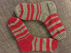 Gegengleiche Socken 40/41