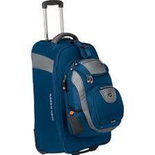 High Sierra wheeled travel backpack