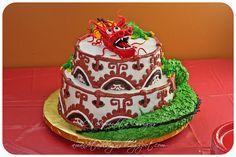dragon cake! (Hint h