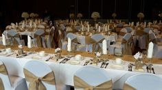 Hessian Sashes