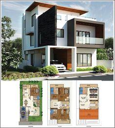 Bên cạnh những mẫu biệt thự 2 tầng hiện đại thì thiết kế biệt thự hiện đại 3 tầng cũng đang được nhiều người lựa chọn. Hãy cùng Architect Việt tham khảo ...