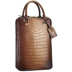 Louis Vuitton crocodile bag-Louis Vuitton Bag Beautiful , Luxurious And Elegant - Fashionable-Feeling's