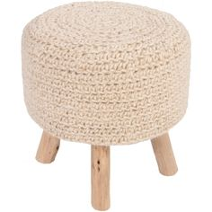 Jaipur Westport By Rug Republic Montana Bleached Sand Stool ($129) ❤ liked on Polyvore featuring home, rugs, hand woven rugs, jaipur rugs and handwoven rug