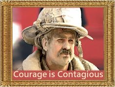 This presentation contains a 42 slide PowerPoint lesson in editable PPT format with a work paper that accompany the lesson. This lesson includes:-A discussion about courage and its place in our lives-The difference between courage and bravery-Can courage be taught?