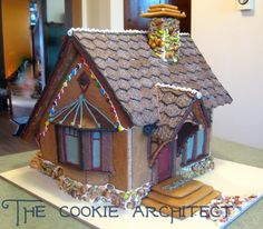 Adirondack Chalet Entry - The Cookie Architect | Cookie Connection