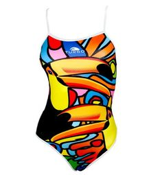 Tucan Swimsuit, awesome colours. Available at www.turbosa.co.za Water Polo, Herve Leger, Swimsuits, Swimwear, One Piece, Colours, Awesome, Fashion, Beach