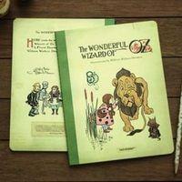 Libreta el mago de Oz  http://www.quemoneria.com