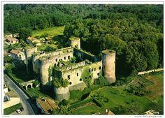 villandraut chateau - Delcampe.net