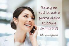 #ProsperityHabit