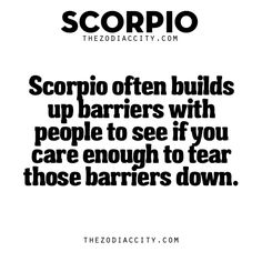 Scorpio Facts. For more fun facts, click here.