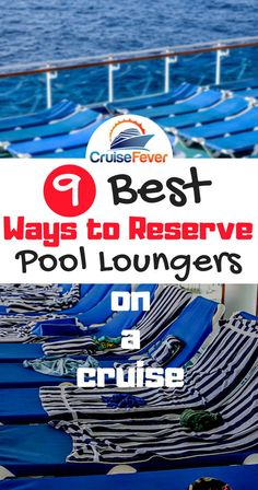 The Book Drop? Hide and Seek? How do you annoy other cruise passengers by saving pool loungers all day long? Here are the 9 best ways we have found on cruise ships across the globe. Packing For A Cruise, Cruise Travel, Cruise Vacation, Vacation Destinations, Europe Packing, Traveling Europe, Vacation Deals, Backpacking Europe, Packing Lists