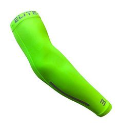 36b1c8695f EliteTek Compression Arm Sleeves - Running, Sun Protection, and Tattoo  Covers (1 Pair