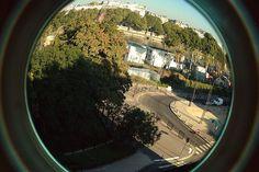 Paris le 3 septembre 2014 - Postcard - OnePhotoADay #iphone #photography #fisheye #ParisAday