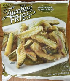 Yum! Read our review of Trader Joe's Zucchini Fries.