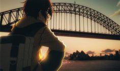 Matsuoka Rin   Free!   Anime