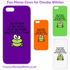 Fun, Froggy Phone Cases for Witches! ORDER YOURS HERE => www.teechip.com/frogphone Do you know someone who would love this case? Please share and tag your Pagan and Wiccan friends! See more Cheeky Witch #tshirts and cases at www.cheekywitchtees.com #witch #wicca #wiccan #witchcraft #frog