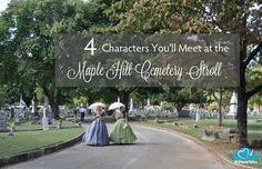 Huntsville history comes alive at the annual Maple Hill Cemetery Stroll. Which storied Huntsvillian will you see?