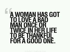 Finding a good.man