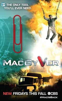 CBS have announced that there will be a special MacGyver panel at this years San Diego Comic-con.