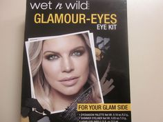 Wet N Wild Glamour-Eyes Eye Kit