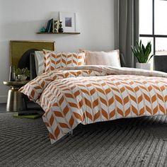 City Scene Amelia Reversible Comforter Set