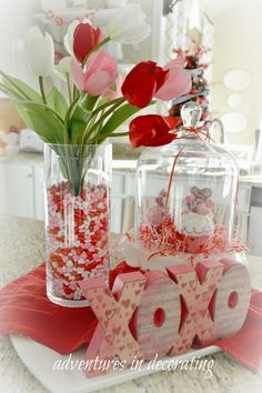 40 Lovely Valentine Home Decor Ideas For Couples - San Valentino Idee Valentines Day Food, My Funny Valentine, Valentines Day Decorations, Valentine Day Crafts, Holiday Crafts, Holiday Decor, Valentine Ideas, Printable Valentine, Valentines Flowers