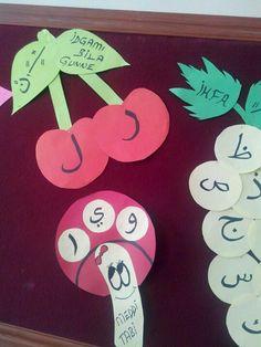 . Learning Arabic, Kids Learning, Tajweed Quran, Islam For Kids, Teaching Methods, Diy Arts And Crafts, Kids Education, Classroom Decor, Ramadan