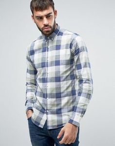 Camisa de corte slim a cuadros de Only   Sons · Alex Estrada · Moda para  hombres d59055fd4ee