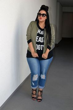 Click Image For All The Secrets To Attract Women! Plus Size Fashion for Women - GabiFresh