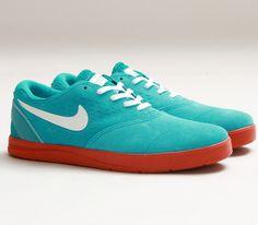 Nike SB Koston 2-Turbo Green-White-Rust Factor