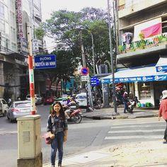 Saigon, Vietnam Saigon Vietnam, Times Square, Street View