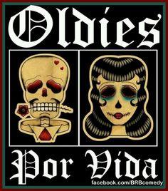 Oldies Rule Forever
