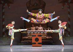 The Nutcracker Ballet-Chinese Tea