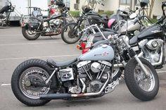 Wrench to Ride: swingarm bobbers
