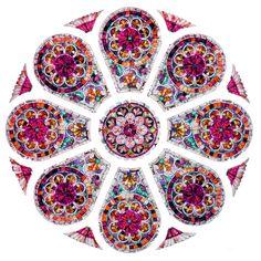 #beautiful #stainedglass #pattern #design #inspiration #decor