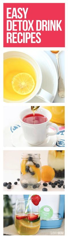 Mix up these simple recipes for tasty, fat-burning drinks!