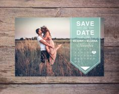 Image result for save the date handmade postcard