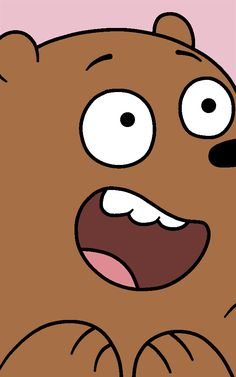 Grizz   Grizzly Bear   We Bare Bears