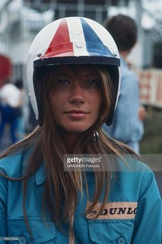 "Francoise Hardy for ""Grand Prix"", 1966"