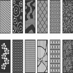 12 Pattern vectors dxf file for cnc Islamic Decor, Islamic Wall Art, Islamic Gifts, Jaali Design, Ramadan Lantern, Tree Faces, Panel Art, Silhouette Vector, Art File