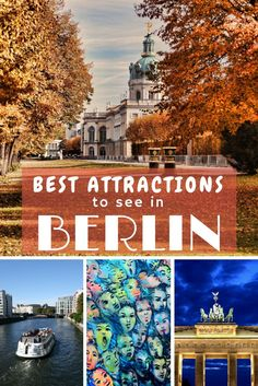 This is an amazing city and so much to do. Here is a list of thins to do in Berlin. 10 Best attractions to see in Berlin.  #berlin #backpackingberlin #travelberlin