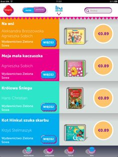 #readkid.eu #interactive books for kids #app for kids