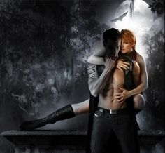 night huntress series bu Jeaniene Frost...yes please