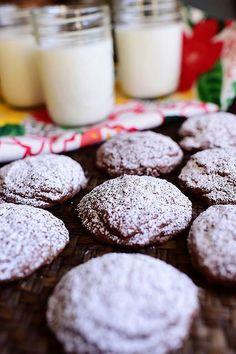 Brownie Cookies by the Pioneer Woman